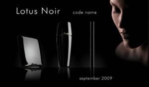 Guerlain – Lotus noir (code name)