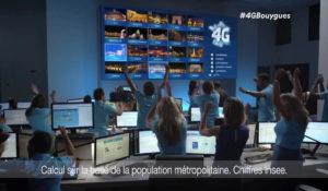 Bouygues – Lancement du réseau 4G
